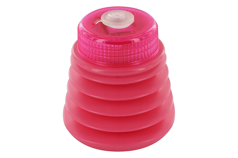 KUM AZ347.01.19-R - Magnesiumspitzer Softie 221 M1 R, Behä lter bruchsicher, pink, 1 Stü ck