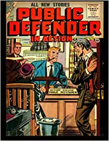 Defender #7 2016 Comic Book Legal Defense Fund NEW back issue