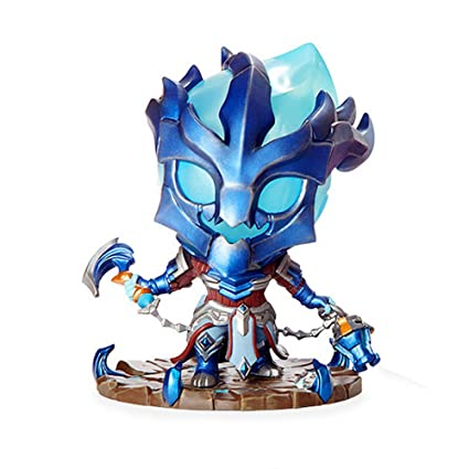 Amazon.com: do1 N LOL League of Legends Thresh PVC Figura de ...