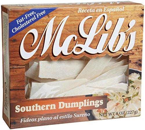 UPC 639240054322, McLib's Southern Dumplings, 8-Ounce Boxes (Pack of 5)