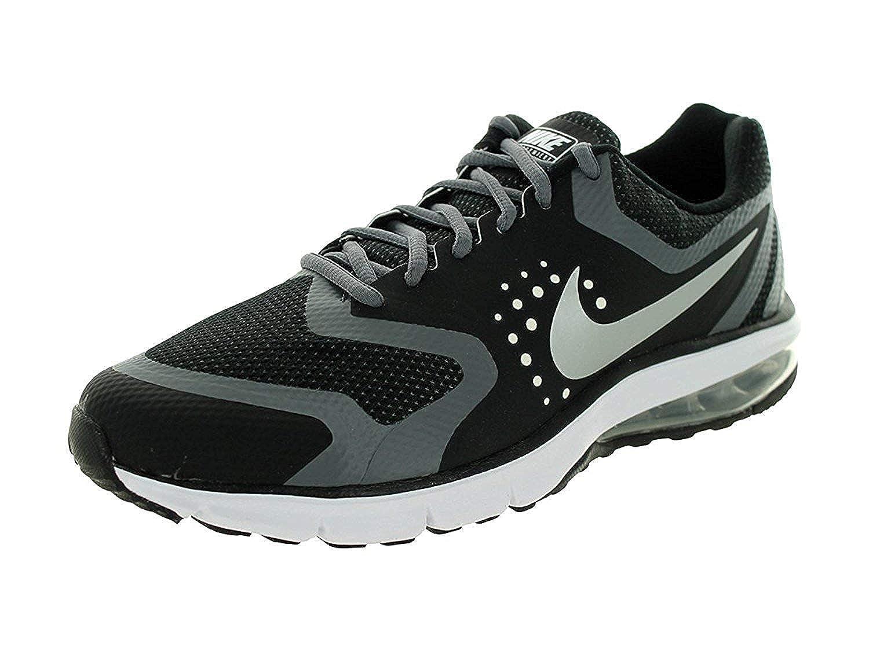 36ec9db32775e Nike Men's Air Max Premiere Run Running Shoe, Black/Metallic Silver ...