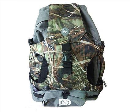 f3e53f074c DENUONISS Professional Inline Skates Travel Backpack Green Camo (Green camo)