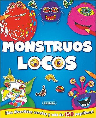 Descargar Utorrent Castellano Monstruos Locos Con Caretas Y Pegatinas Formato PDF