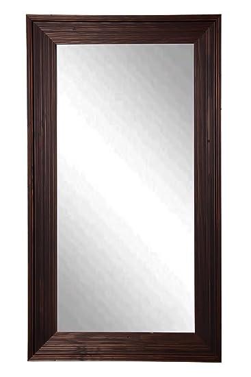 Amazon.com: American Made Rayne Barnwood Brown 30.75 x 65.75 Floor ...