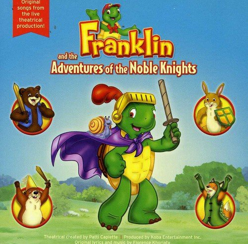Price comparison product image Franklin & the Adventures of the Noble Knights