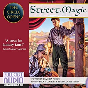 Street Magic Audiobook