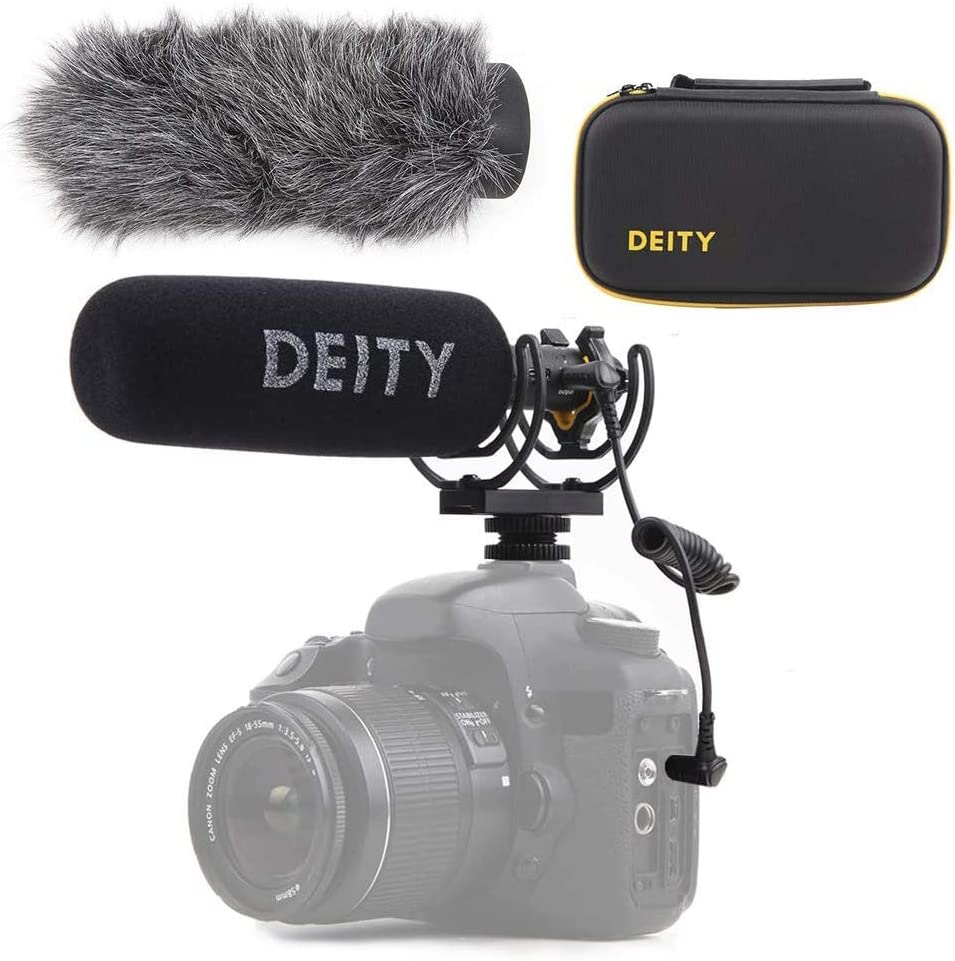 Deity V-Mic D3 Pro Super-Cardioid Directional Shotgun Microphone