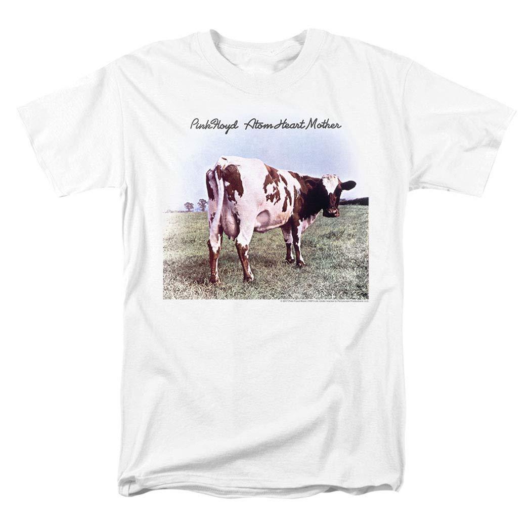 Pink Floyd Atom Heart Mother Album Rock Band T Shirt & Stickers