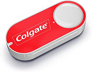 Colgate Dash Button + $4.99 Credit with First Press