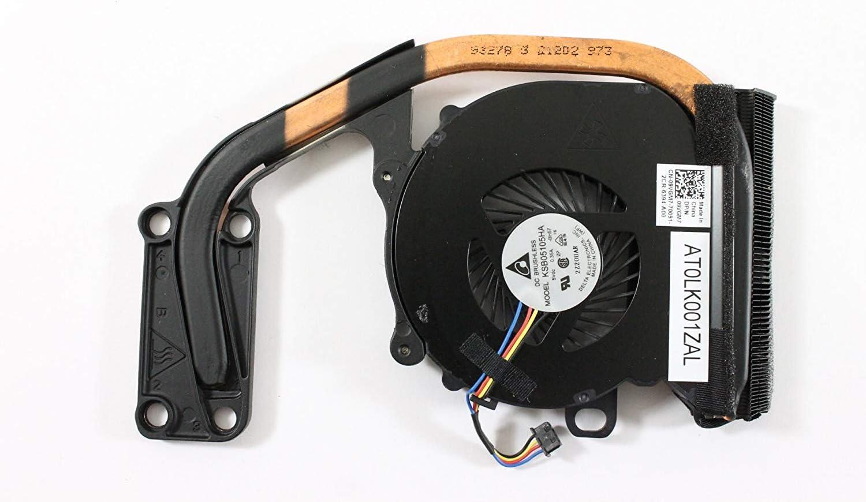 Dell Laptop 9VGM7 Intel Heatsink and Fan KSB05105HA Latitude E6430S