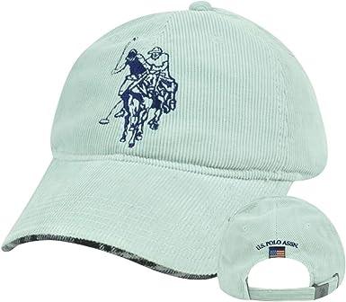 Nos USPA Polo Assn asociación pana Garment Wash Clip hebilla ...
