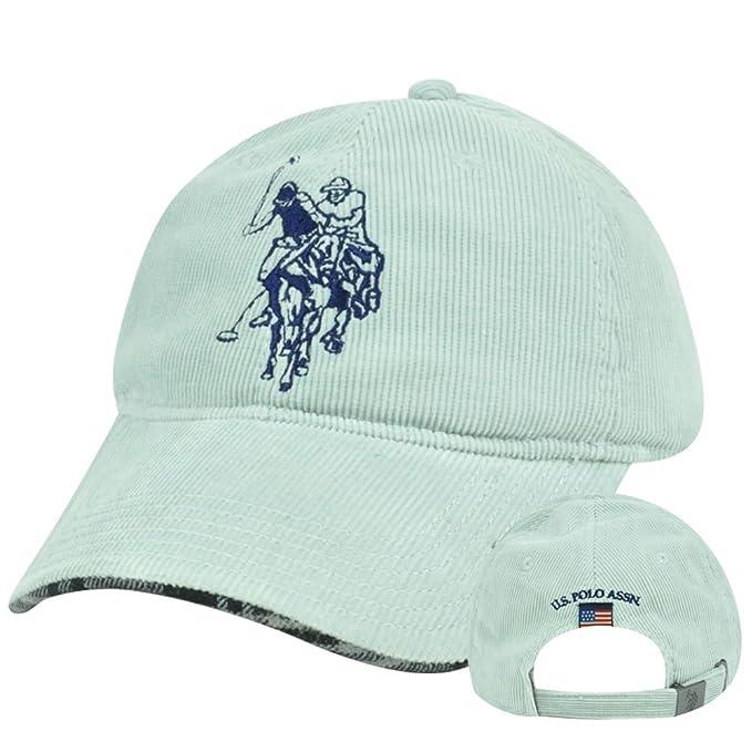 698b9782a812 Nos USPA Polo Assn Asociación Pana Garment Wash Clip Hebilla ...