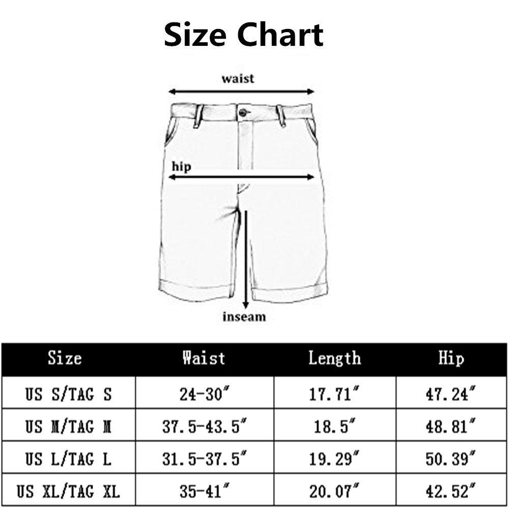 LINGMIN Mens Athletic Loose Solid Shorts Lightweight Elastic Waist Jersey Soccer Short