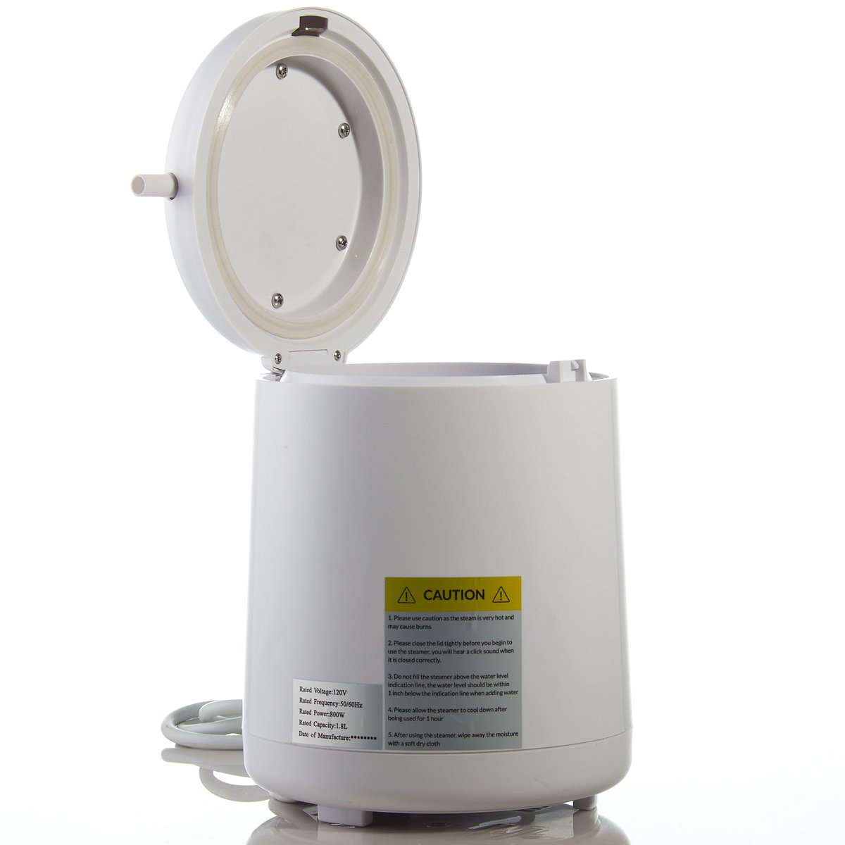 Steam generator for cleaning the apartment and house
