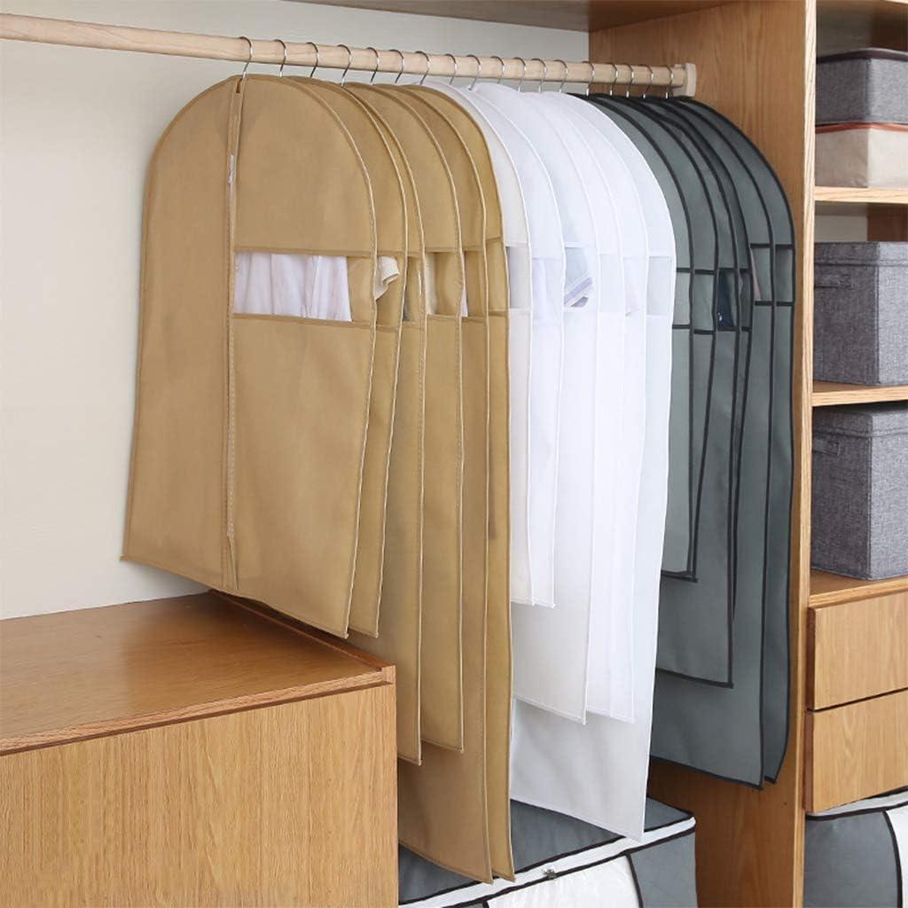 Abrigos Trajes Funda de Traje Lavable para Vestidos Ropa Corta KINTRADE Garment Bag Suit Bag Set para Almacenamiento y Viaje