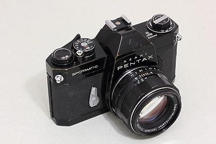 de1dec807 LAMINATED 36x24 inches Poster: Asahi Pentax Optical Japan Slr 35Mm Film  Camera Takumar Lens Reflex