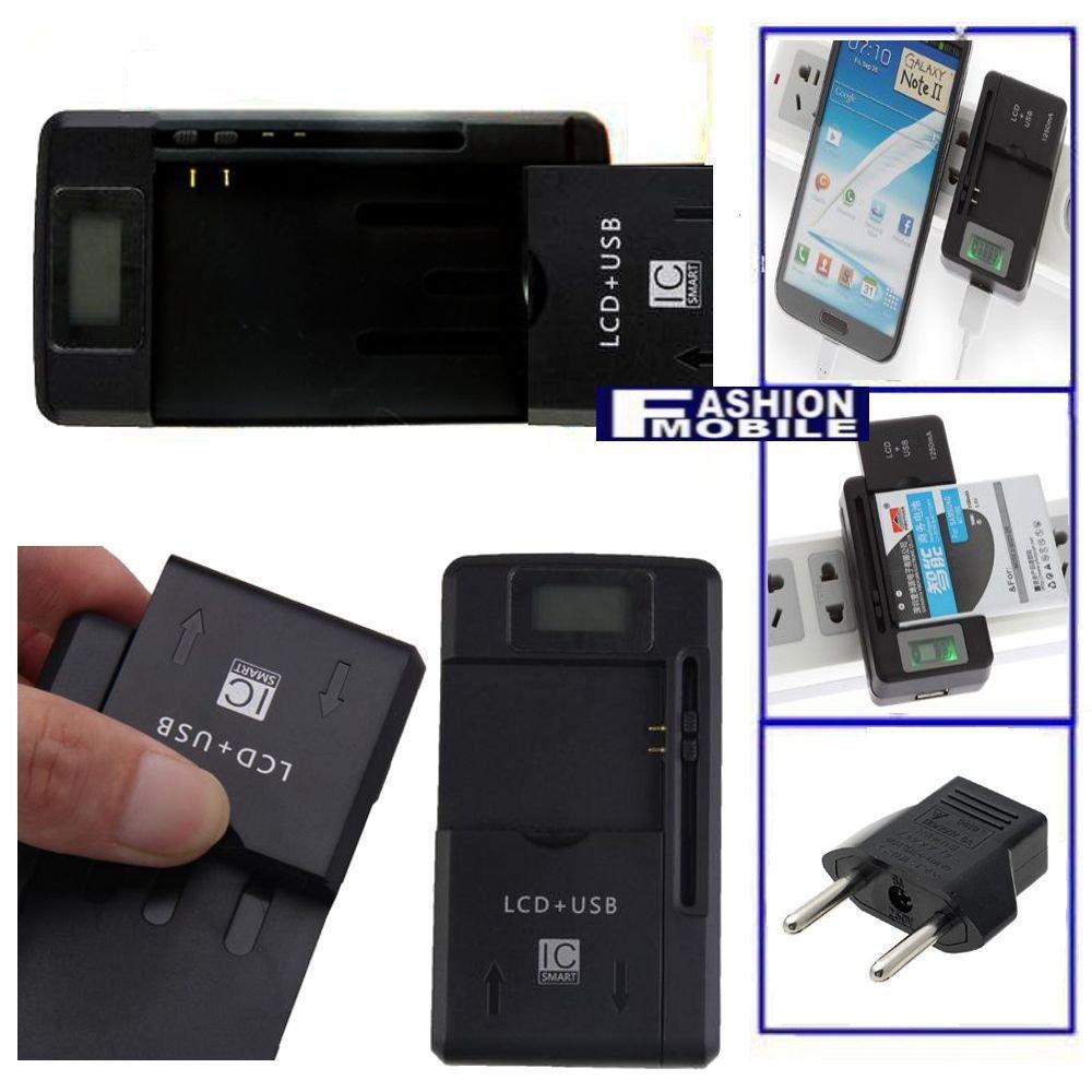Cargador Bateria LCD Samsung Galaxy S5 mini SM-G800F ...