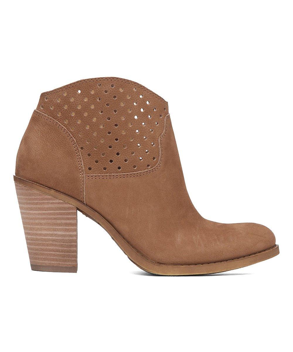 Lucky Brand Women's Eller Boot B077BS4J72 7.5 B(M) US|Sesame