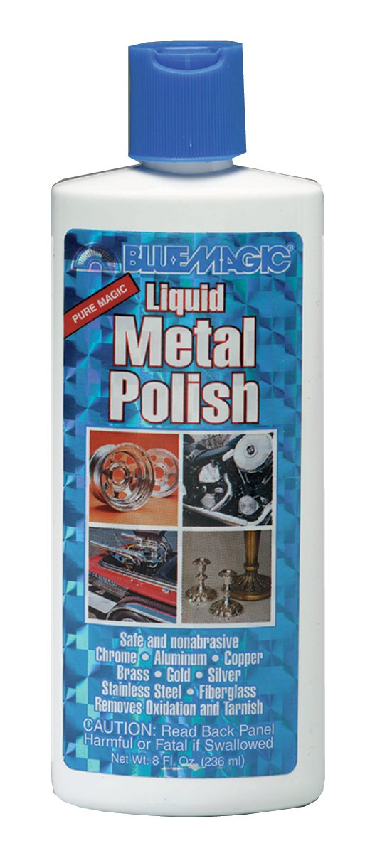 BlueMagic 200 Liquid Metal Polish - 8 oz.