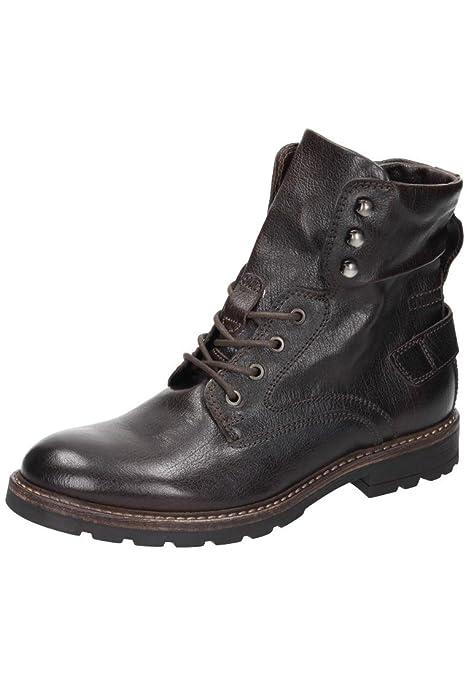 Mjus Herren Stiefel 46 EU: : Schuhe & Handtaschen