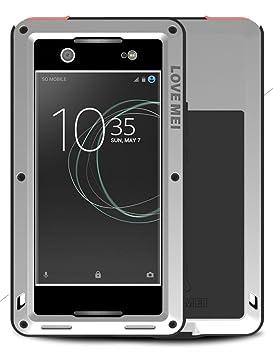 Carcasa de LOVE MEI, para Sony Xperia XA1 Ultra de 6 ...