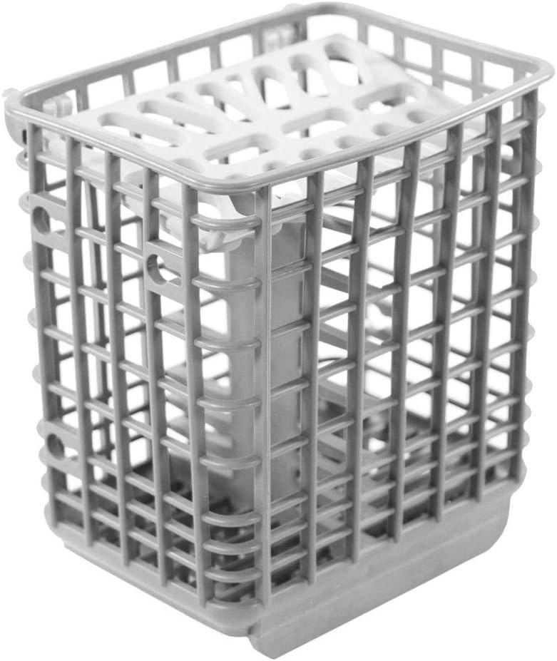 Whirlpool W10813433 Dishwasher Silverware Basket Genuine Original Equipment Manufacturer (OEM) Part