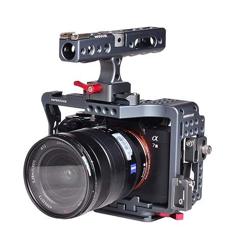 Yunchenghe WARAXE 4151 Kit estabilizador de cámara de Video para ...