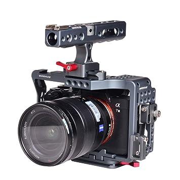 Market&YCY WARAXE 4151 Kit estabilizador de cámara de Video para ...