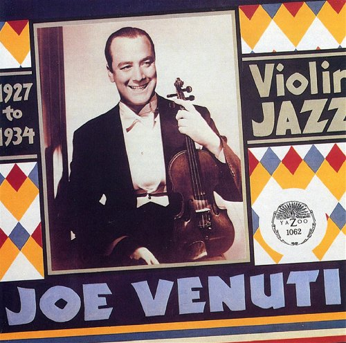 Joe Venuti Violin Jazz