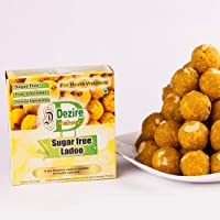 Dezire LG Natural Sugar Free Low GI Laddu - Assorted