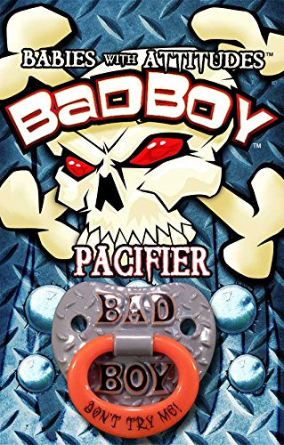 Bad Boy BILLY BOB BEBÉ CHUPETE DUMMY CHUPETE BINKY PERFECTO REGALO ...