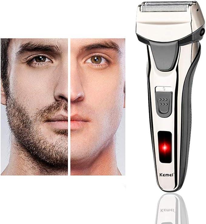 Foil Shaver - Afeitadora eléctrica para hombre, recargable ...