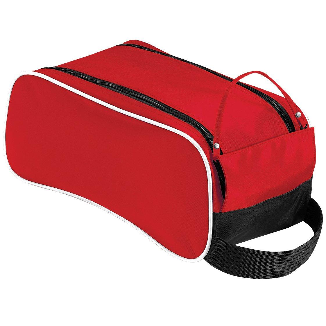 Pack of 2 Quadra Teamwear Shoe Bag 9 Liters