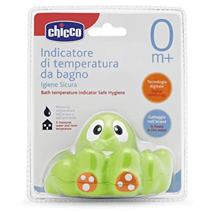 Chicco 6519000000 - Termómetro para la bañera