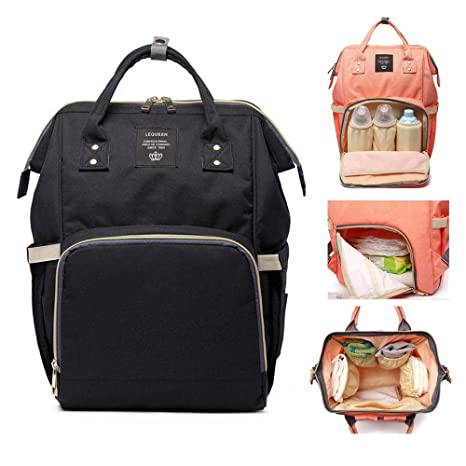 Multifunction Baby Diaper Bag Mummy Nappy Changing Bag Large Capacity Waterproof