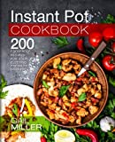 Instant Pot Cookbook: 200 Foolproof Recipes for your Electric Pressure Cooker (Mammoth Instant Pot Series)