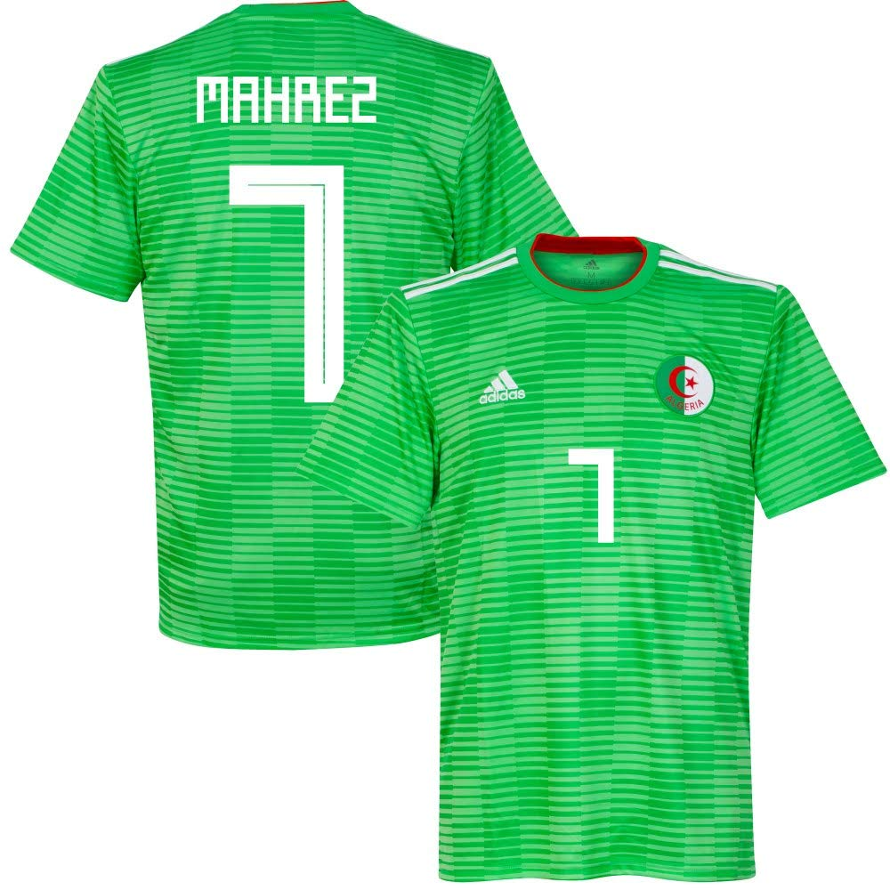 Player Print - adidas Performance Algerien Away Trikot 2018 2019 + Mahrez 7