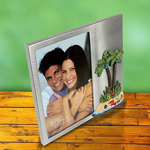 Tropical Island Theme 3D Desktop Photo Frame 4