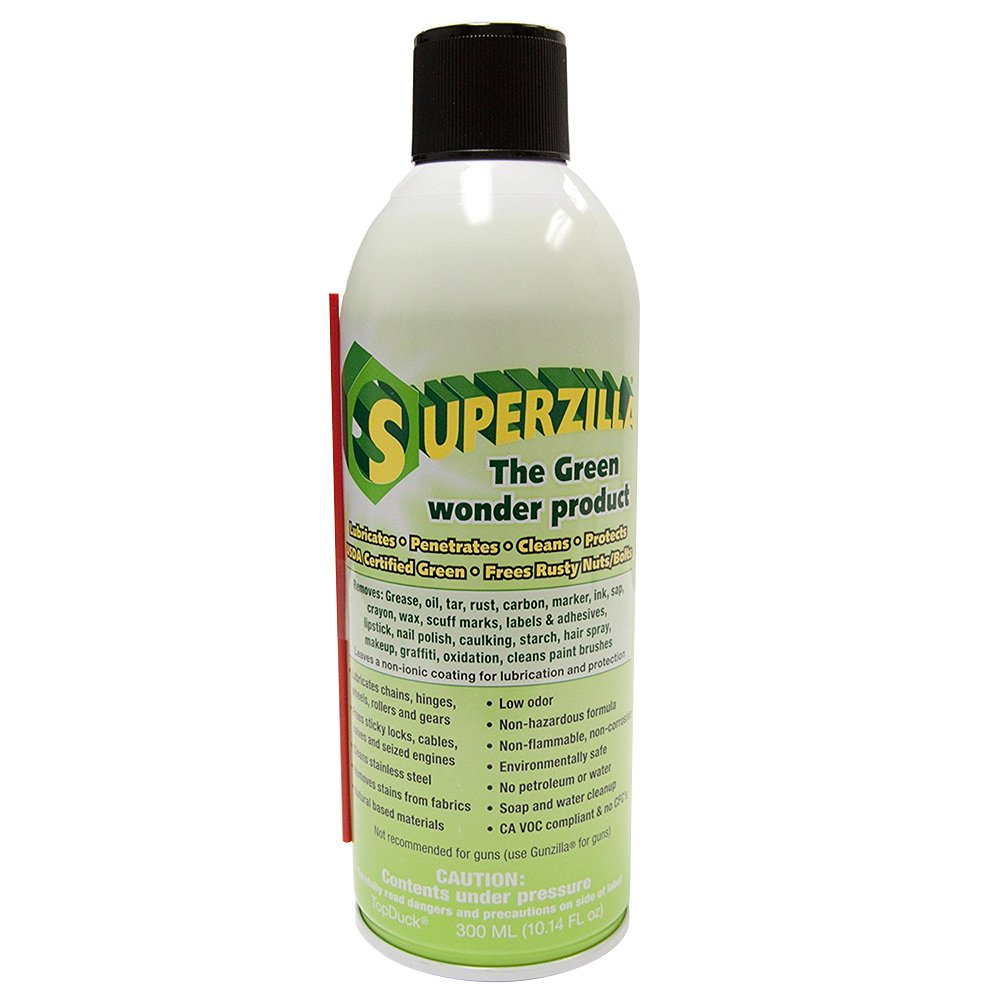 300 ML (10.14 oz) Aerosol Can of Superzilla The Green Wonder Product