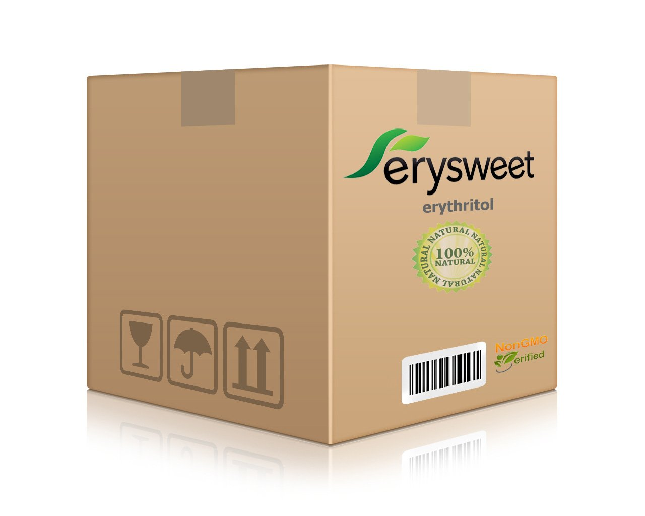 Erysweet Erythritol 20 kg (44lbs) NonGMO Low Carb Sweetener