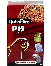 VERSELE LAGA Nutribird P15 Tropical Aliment d'Entretien pour Oiseau 1 kg