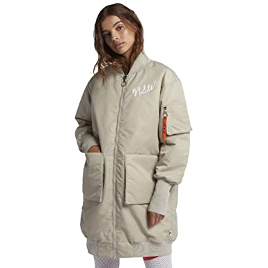 Amazon.com: Nike Sportswear NSW - Parka para mujer: Clothing