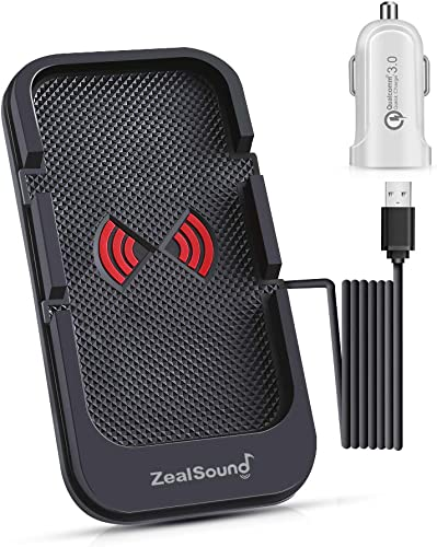 ZealSound Fast Wireless Car Charger