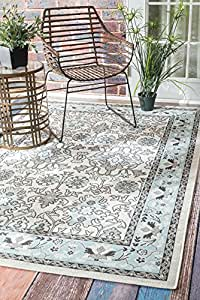Amazon Nuloom Penington Indoor Outdoor Area Rug