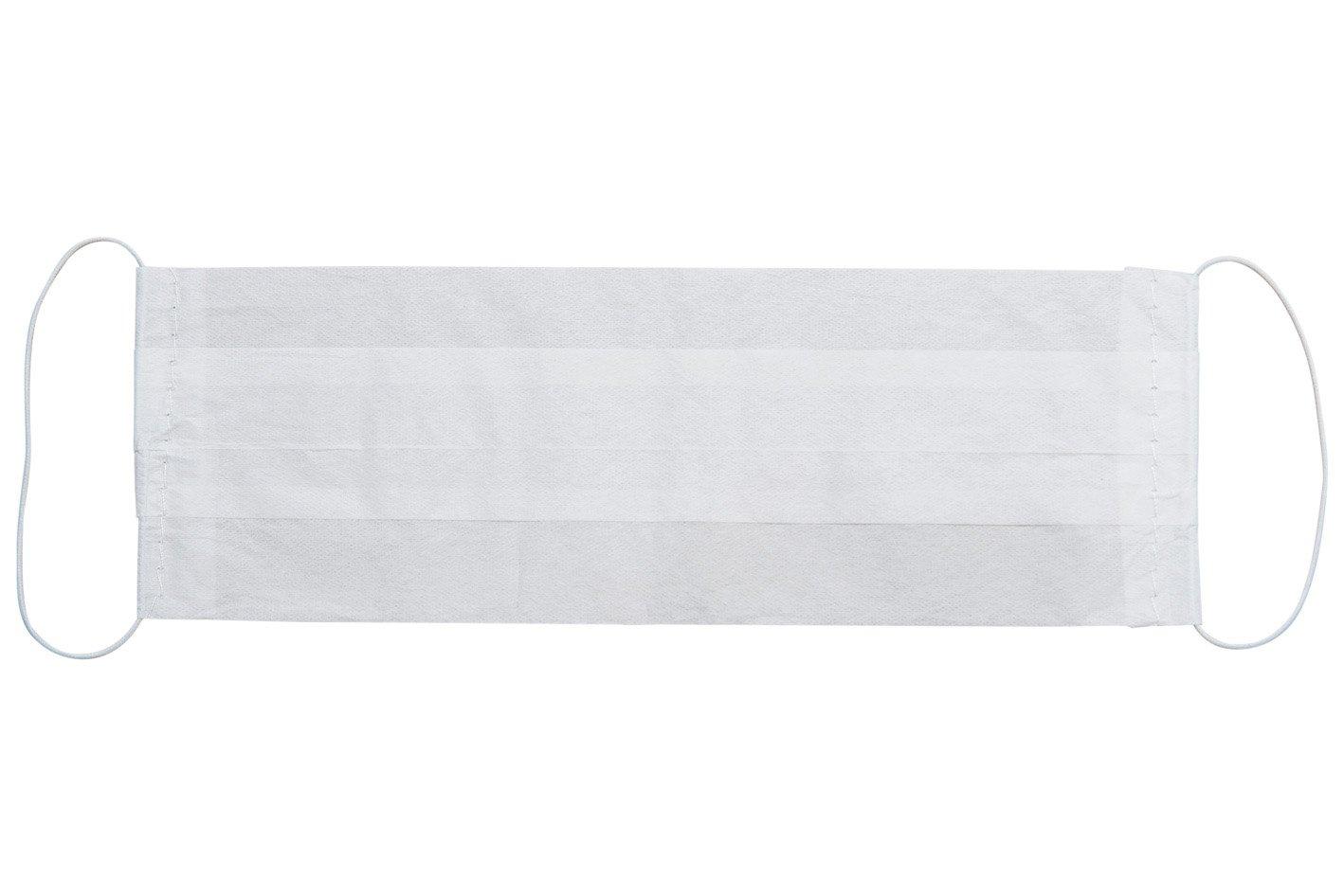 Care & Serve 15750059 Papier Bec de protection Efficient Plus Blanc 20 cm x 7 cm (Lot de 100) Wiros P-15750059