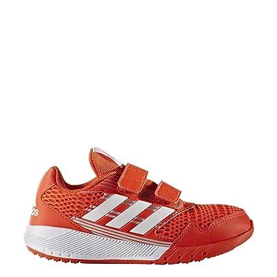 adidas altarun CF K–Chaussures de deportepara enfant, orange–(Energi/Ftwbla/Plamet), -3
