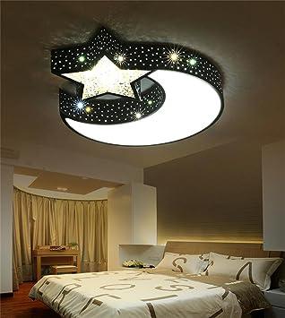 Lámpara de Techo - Dormitorio den Luna y Las Estrellas ...