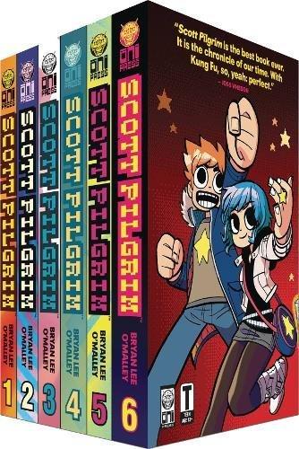 Scott Pilgrims Precious Little Boxset cover