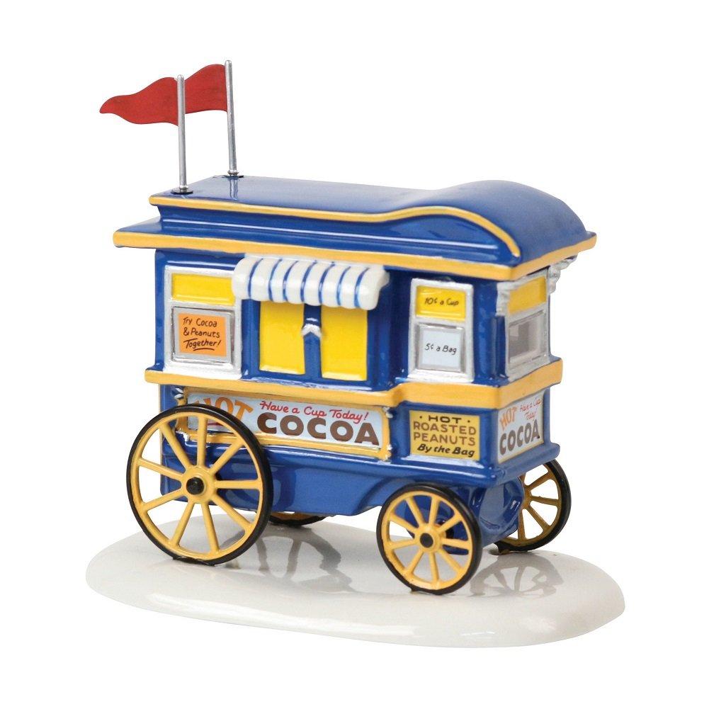 Dept 56 Snow Village Friends Cocoa Cart Kit 6001319