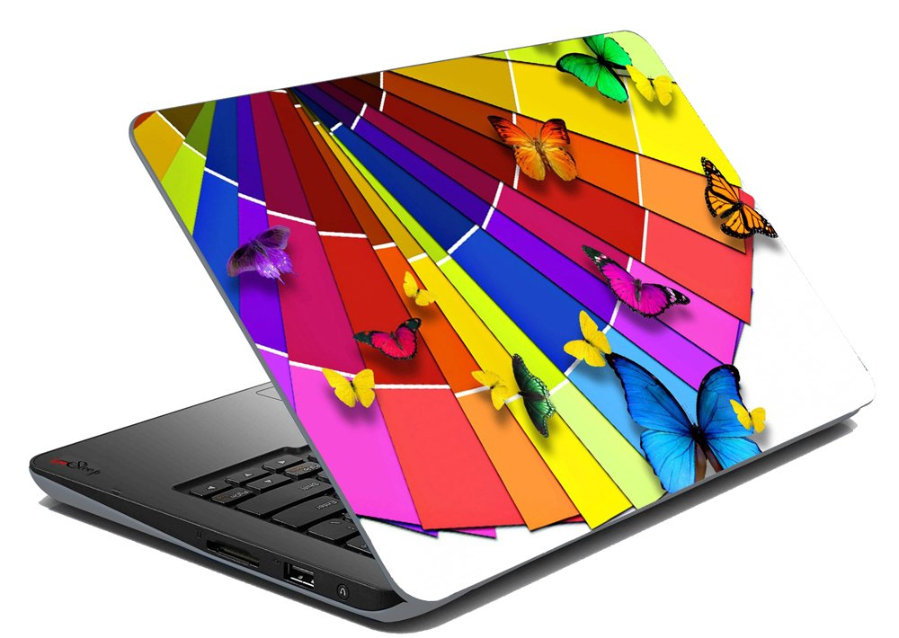 Multi Design Laptop Skin Protector Cover Guard Decal Easy To Remove & Reuse   eBay